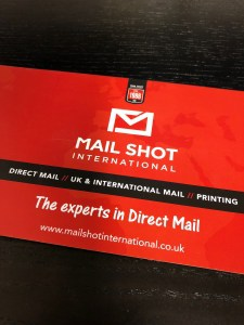 Direct Mail & Fulfilment