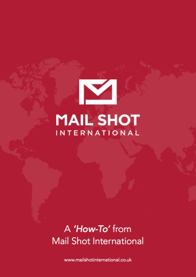 Mail Shot 1