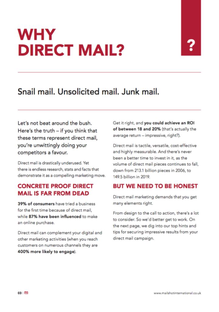 Mail Shot 4